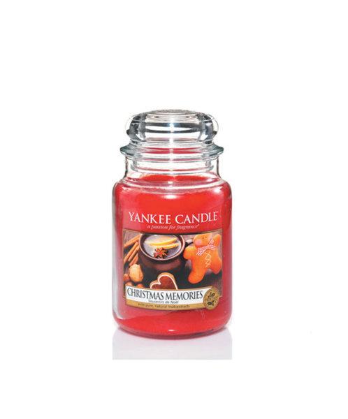 Yankee Candle ароматна свещ CHRISTMAS MEMORIES